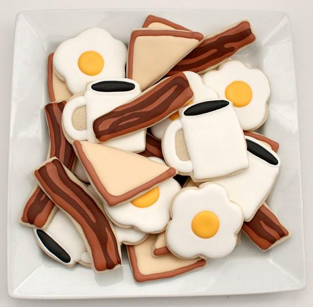 A deliciosa cookie art