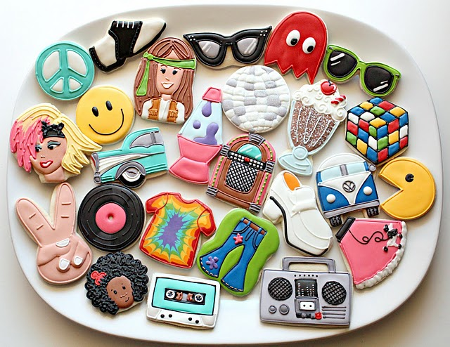 A deliciosa cookie art